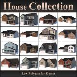 3D Model - House Collection