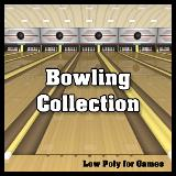 3D Model - Complete Bowling Collection
